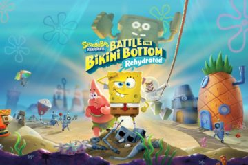 SpongeBob Battle Bikini Bottom Rehydrated