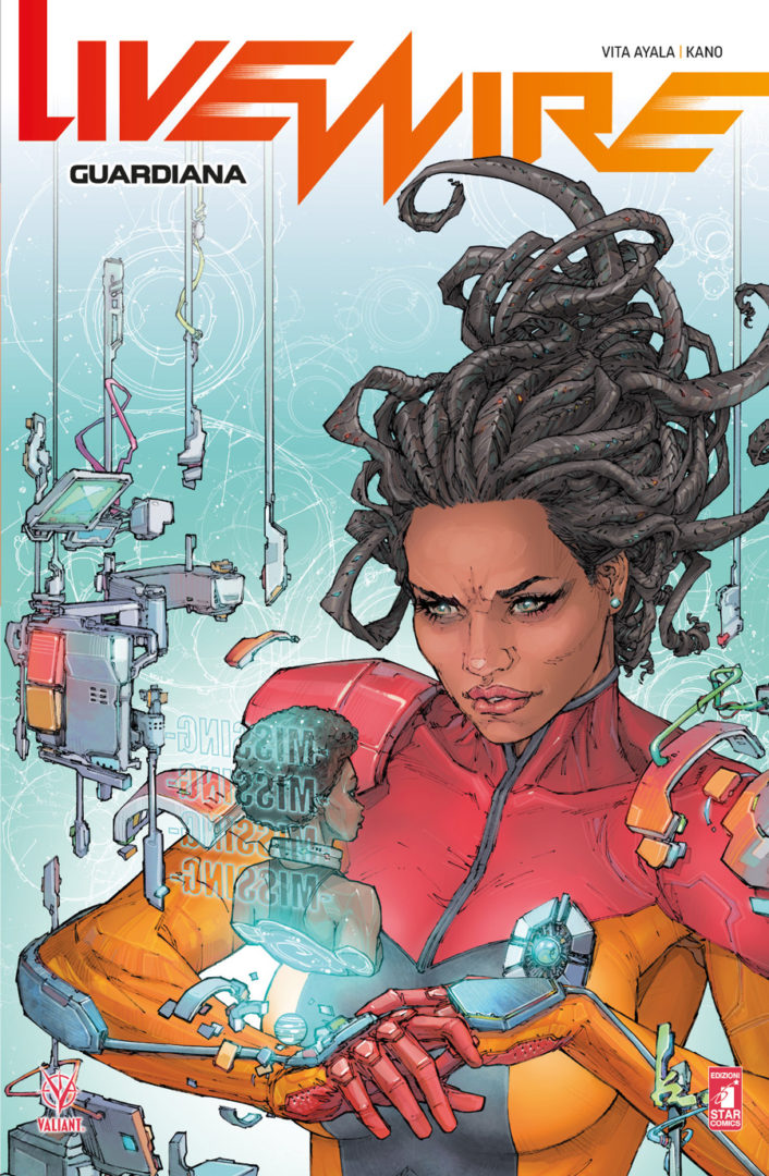 Star Comics Livewire