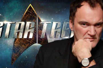 Star Trek Quentin Tarantino