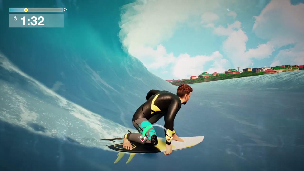 surf world series recensione