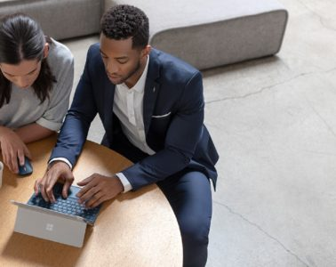 Surface go for business