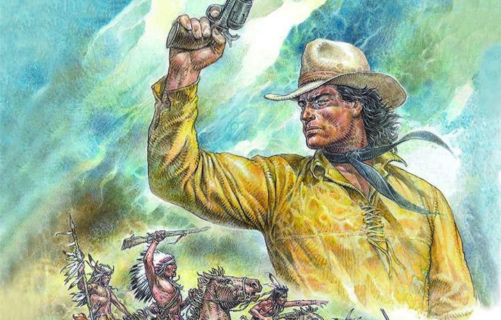 Tex Willer Storia 2