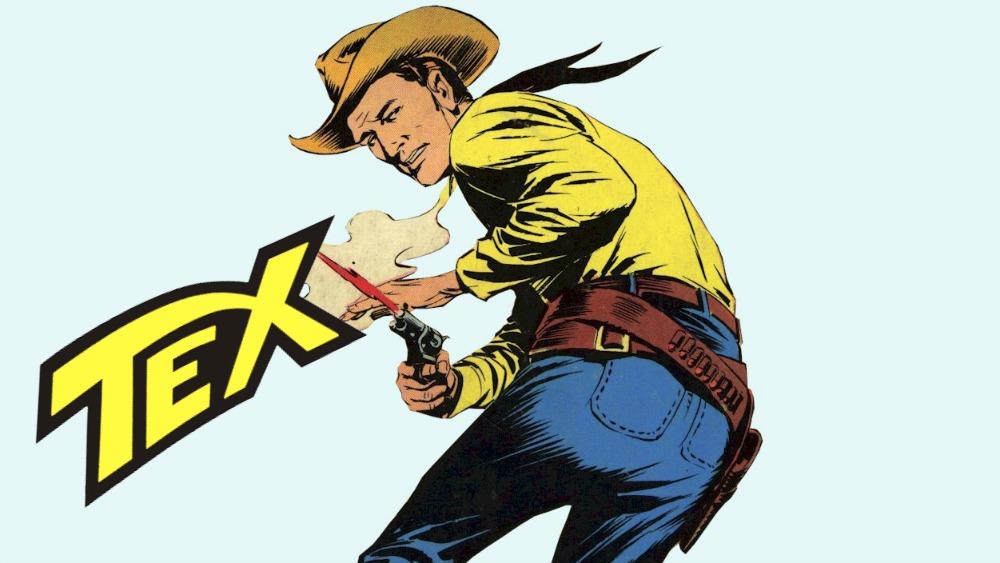 Tex Willer Storia 1