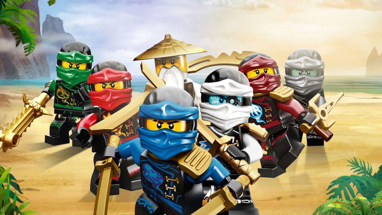 lego ninjago film recensione