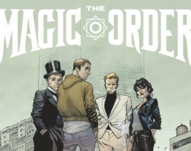The Magic Order Fumetto 0