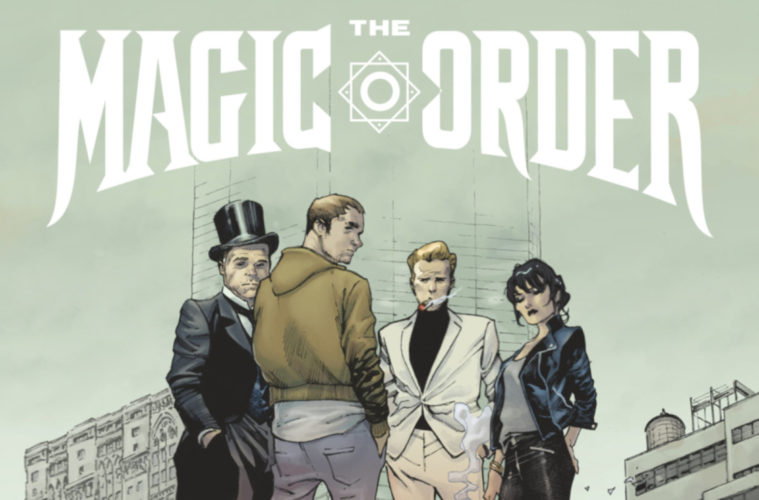 The Magic Order Fumetto 0