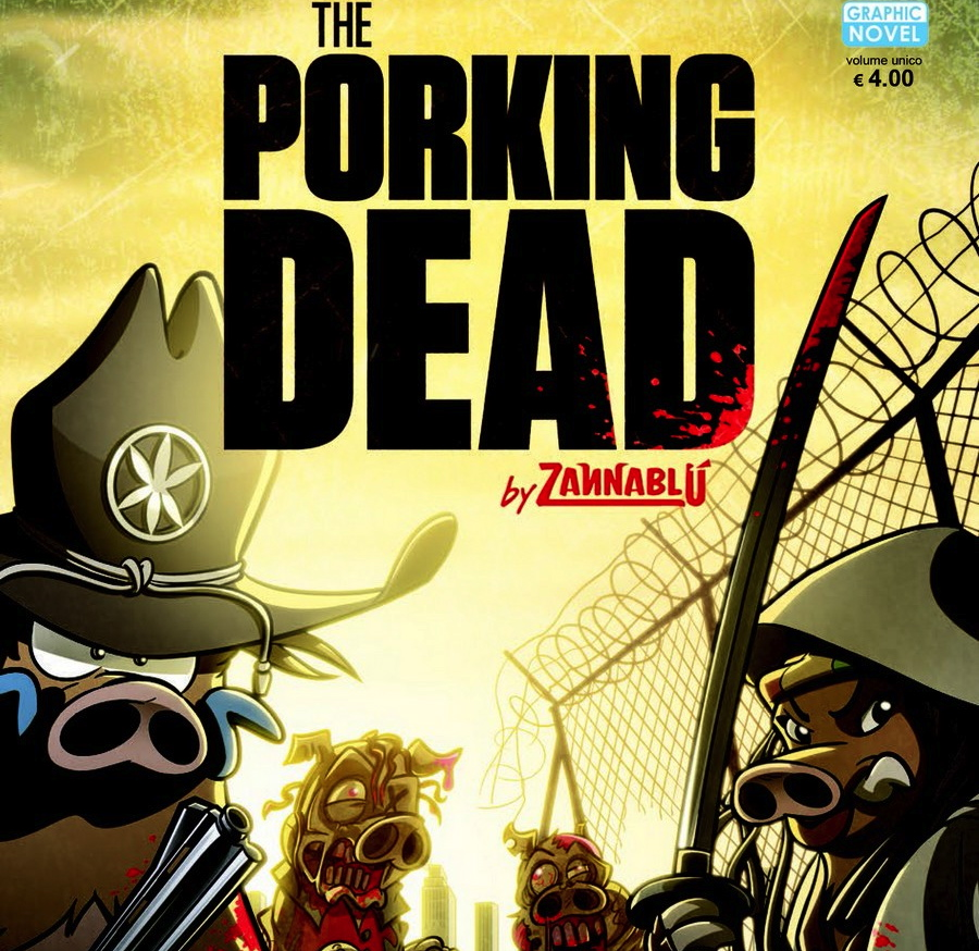 The-Porking-Dead-cover-Versione-2