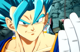 Vegito DRAGON BALL FighterZ