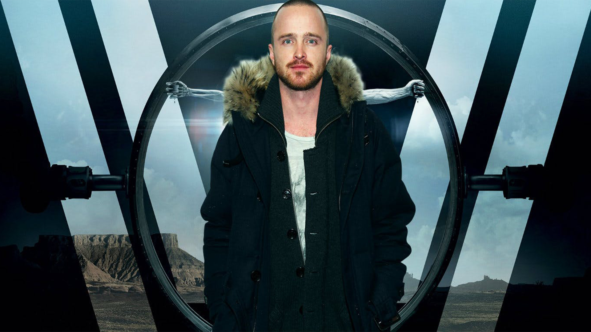 Westworld Aaron Paul Teaser Trailer 00