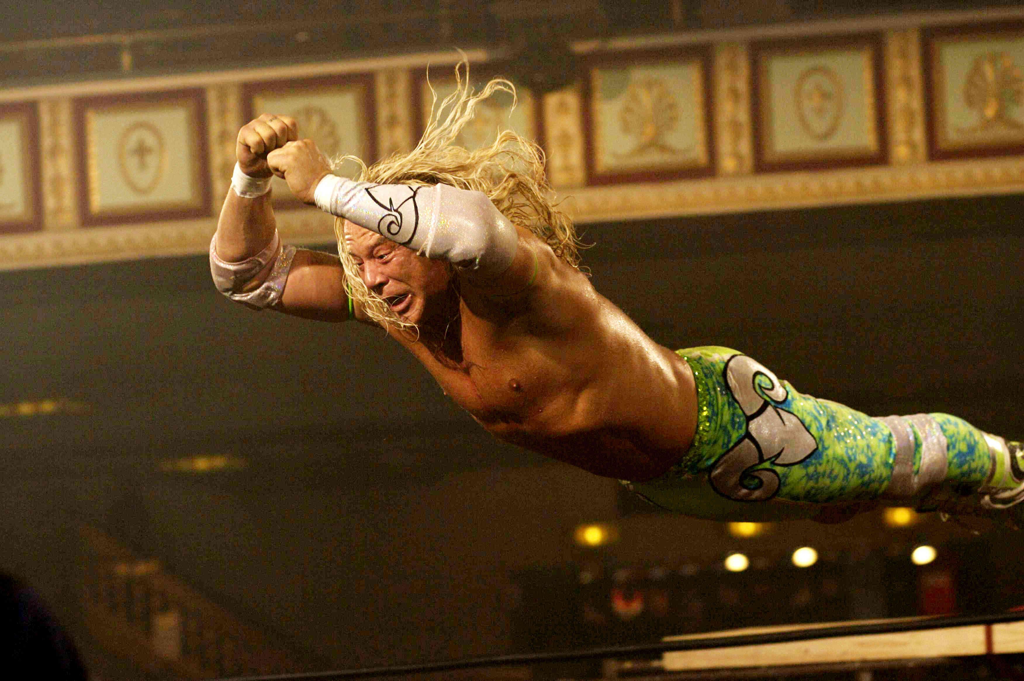 Wrestling e Hollywood 5