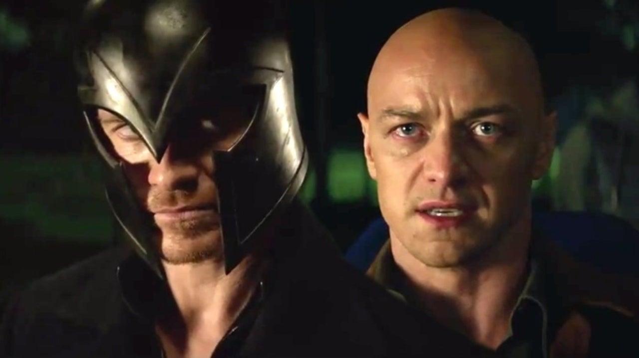 X-men Magneto Xavier cambiamenti 01