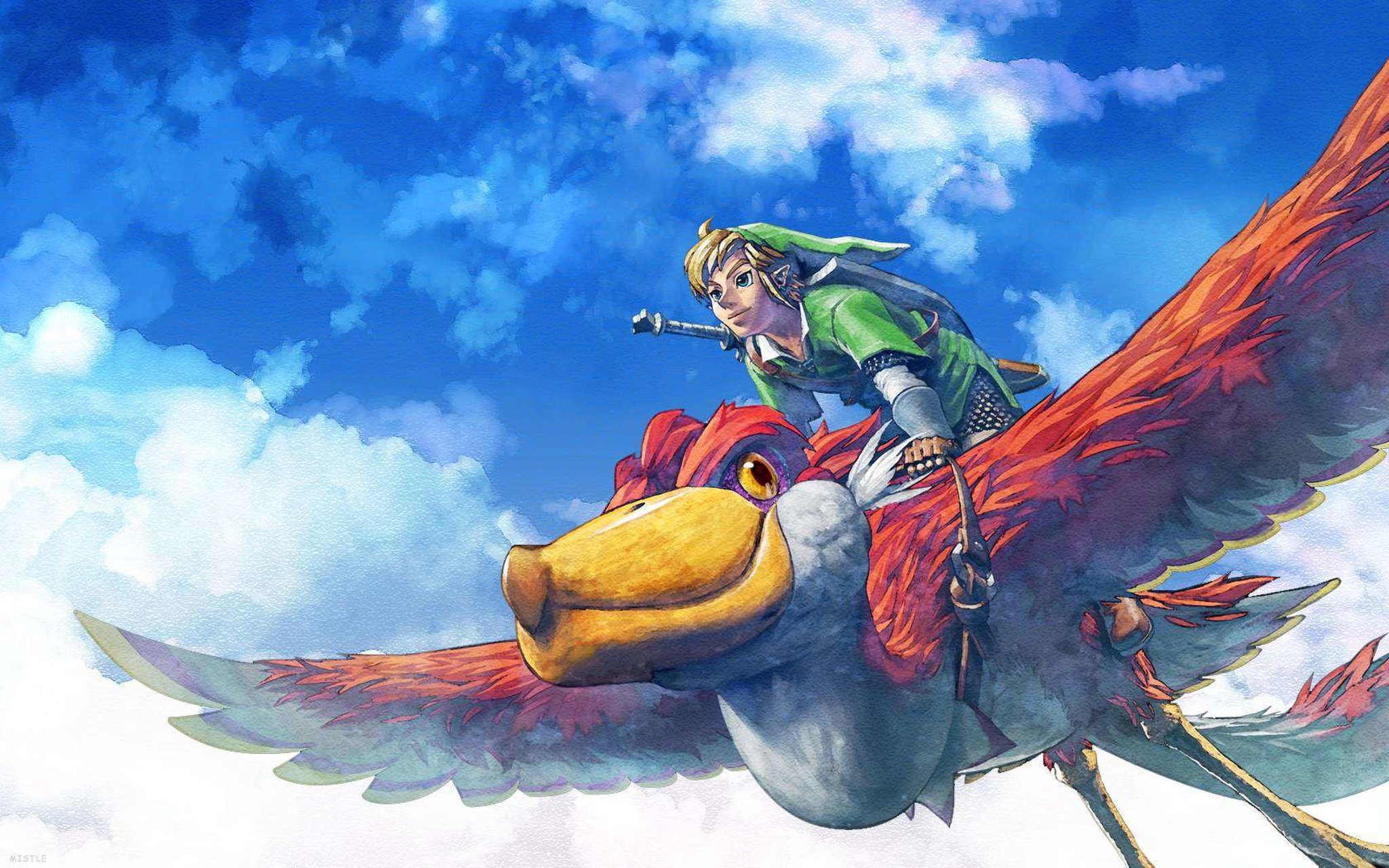 Zelda Timeline