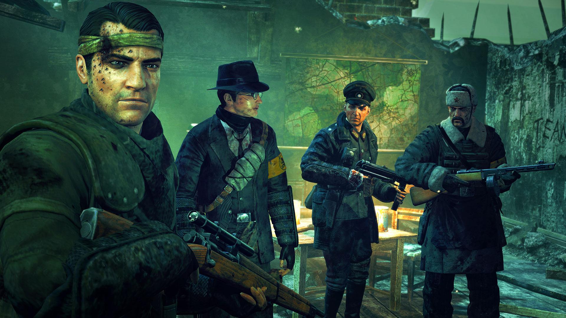 Zombie Army Trilogy nuovo trailer