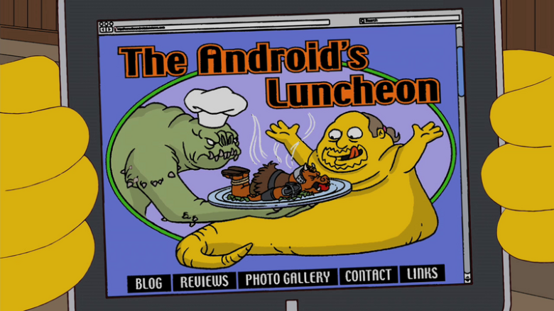 android luncheon