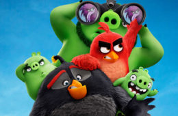 angry birds 2 secondo trailer