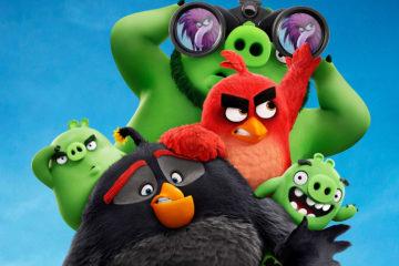 angry birds 2 secondo trailer