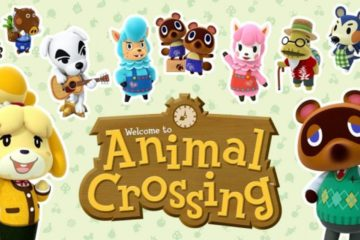 animal crossing manga