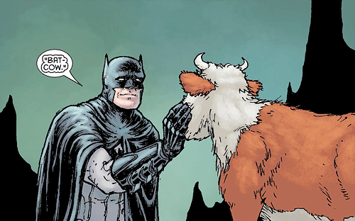 animali fumetti