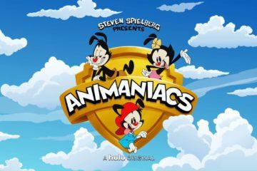 animaniacs reboot character design