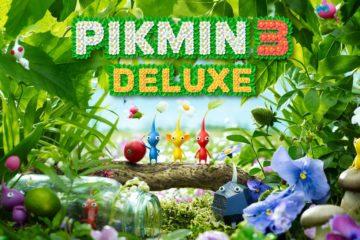 annunciato pikmin 3 deluxe