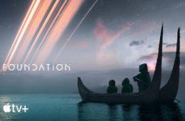 foundation trailer Apple
