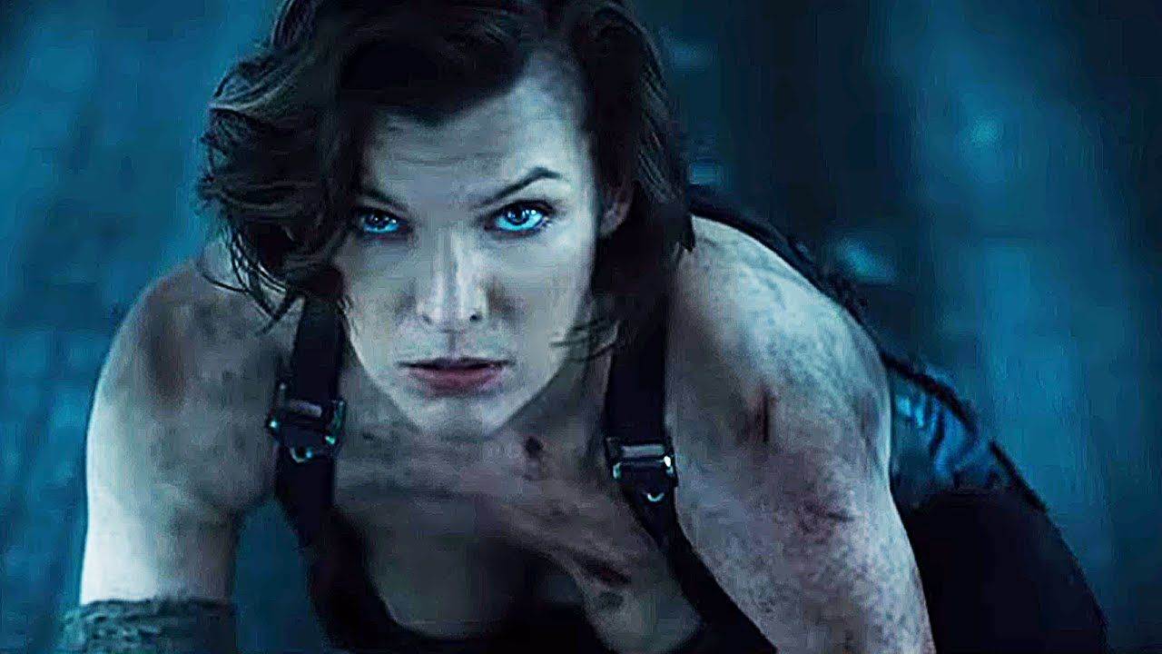 resident evil the final chapter blu-ray