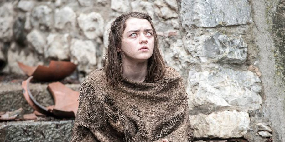 arya game of thrones season 6
