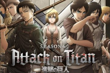 attack titan quarta stagione