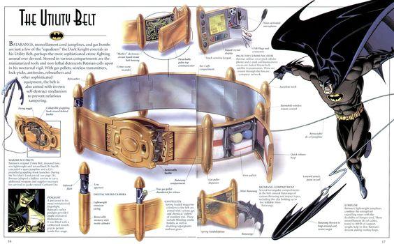 batman armi