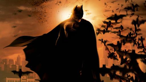 batman begins nolan