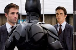 batman christian bale robert pattinson