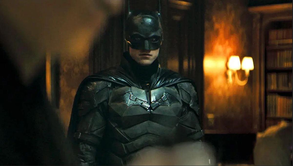 batman riprese lockdown