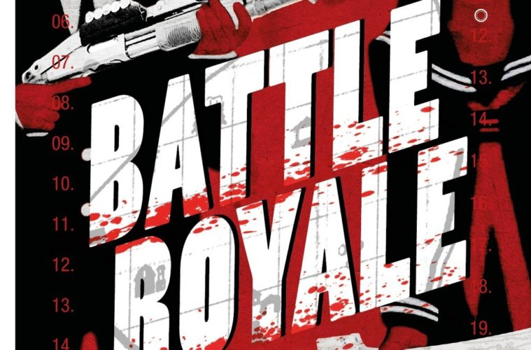 battle royale libro