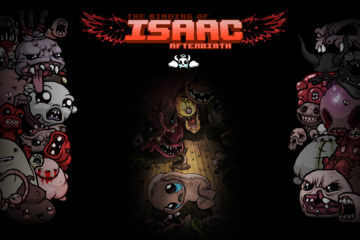 binding of isaac storia