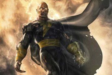black adam prima immagine