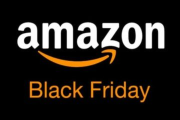 black friday offerte videogiochi amazon