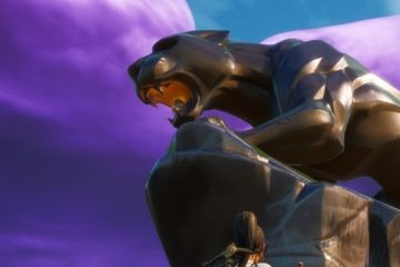 black panther fortnite