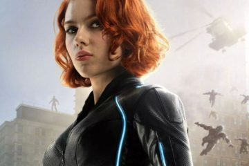 black widow rimandato