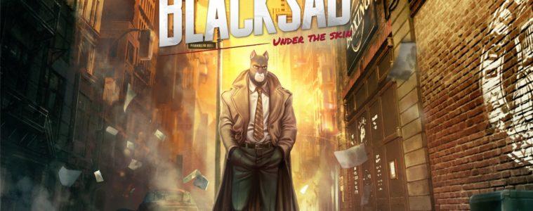 blacksad under the skin recensione