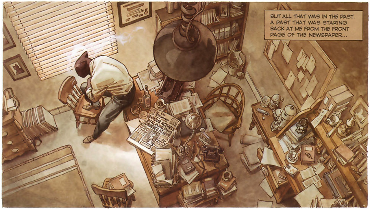 blacksad under the skin recensione