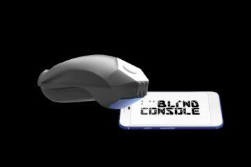 blind console non vedenti