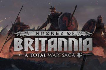 Total War Britannia