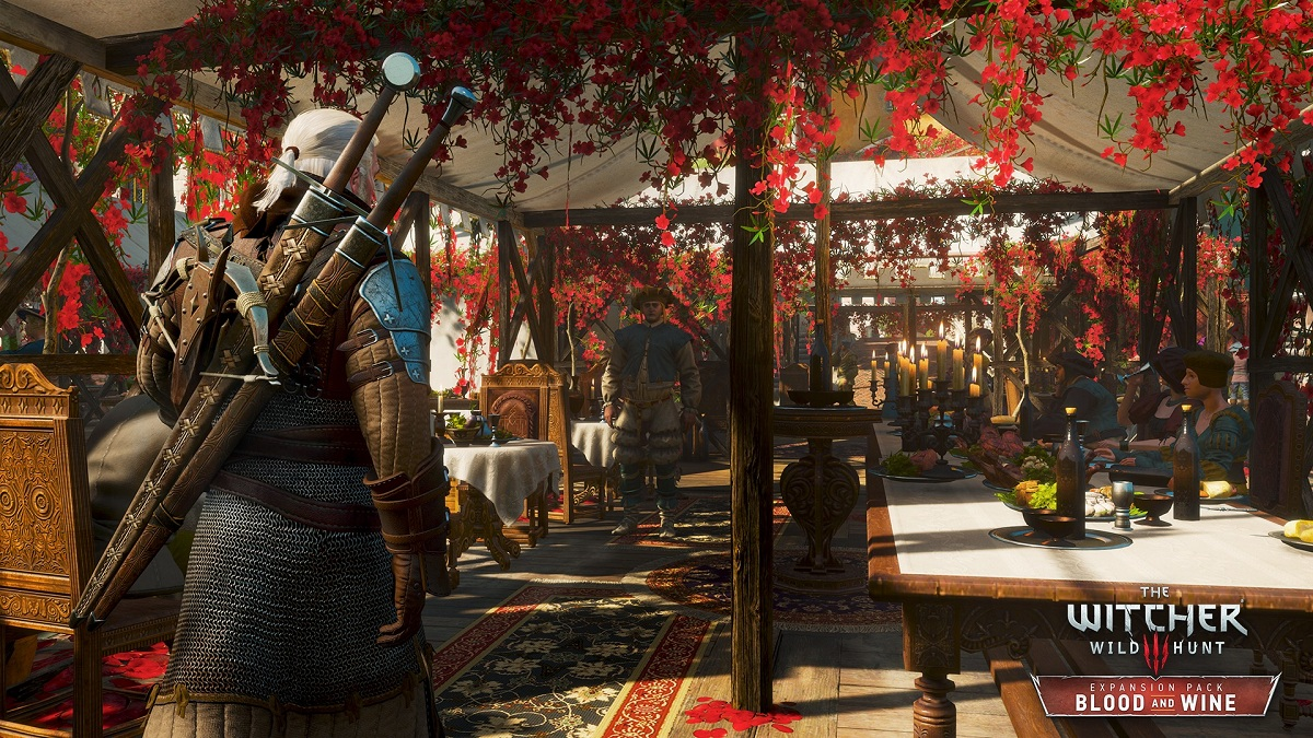 blood and wine the witcher