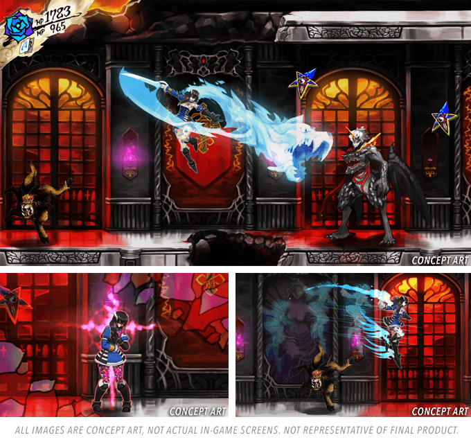 Bloodstained Castlevania
