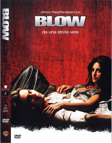 blow recensione dvd