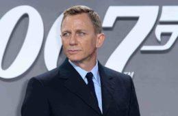 Bond 25 Daniel Craig infortunio