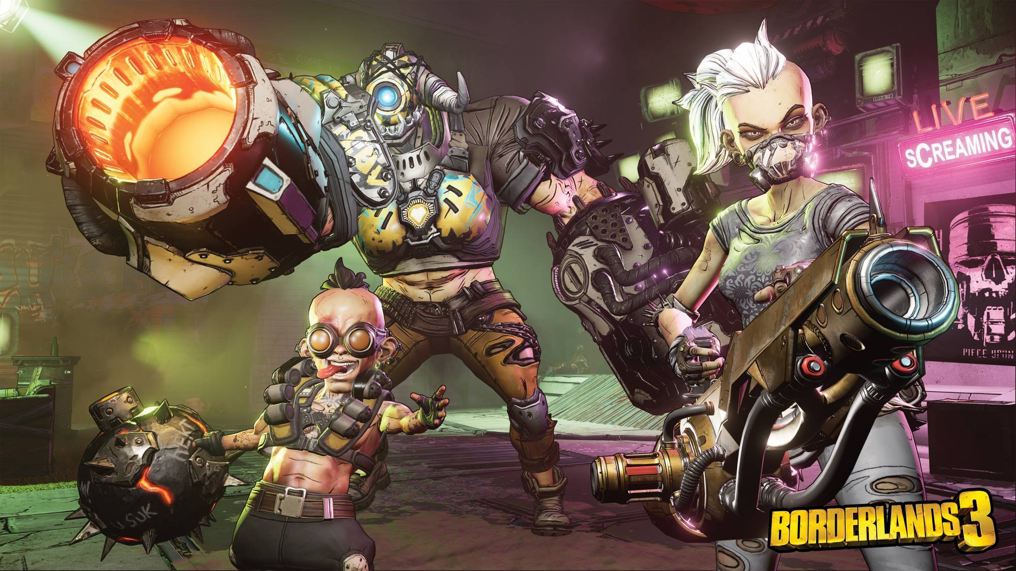 Borderlands 3 quanto dura