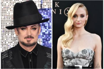 Boy George Sophie Turner