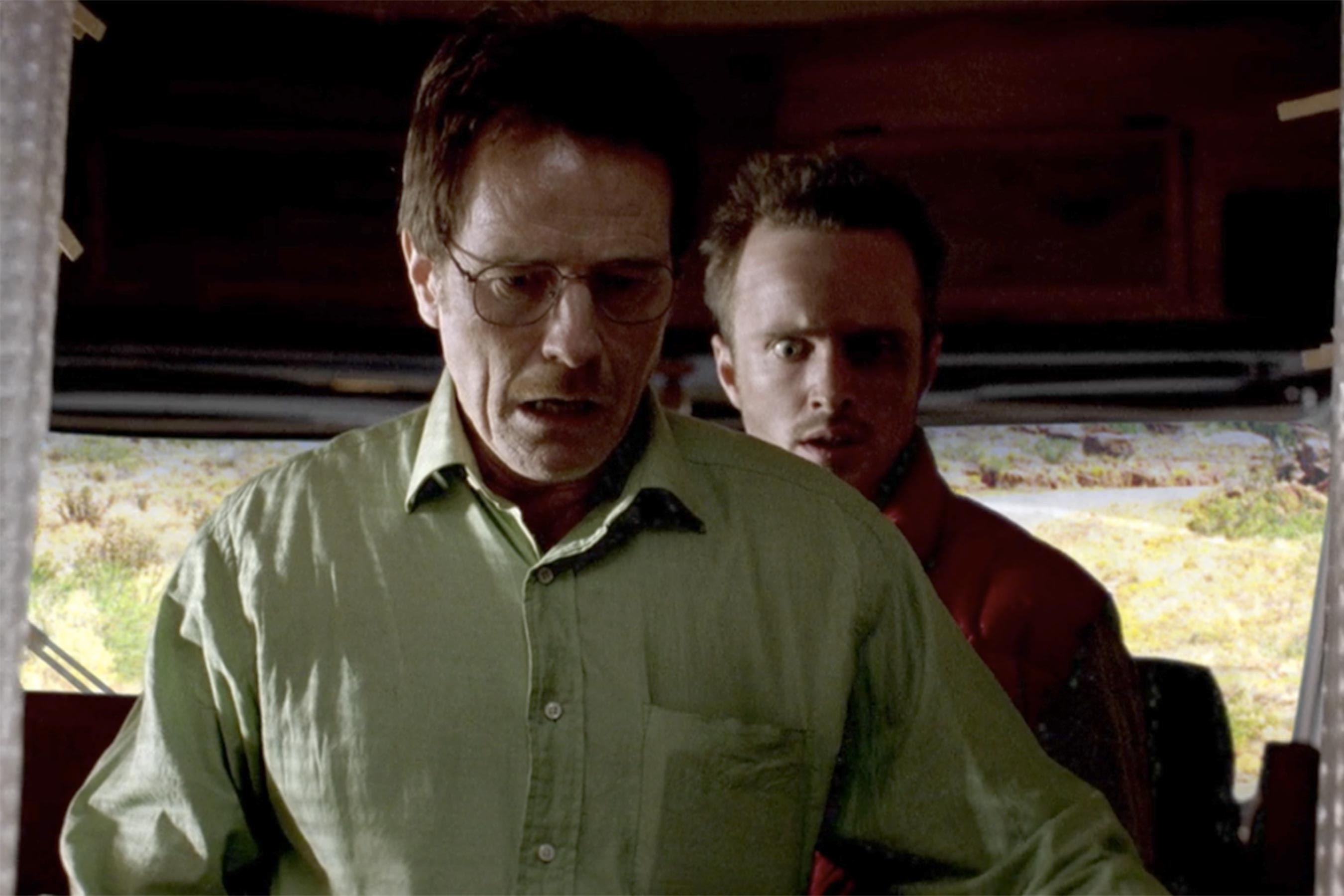 Breaking Bad reunion