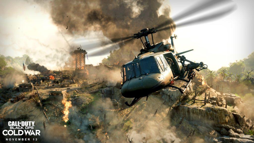 Call of Duty: Black Ops Cold War, confermato il supporto al cross-play